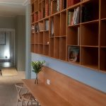 library space and shelving systems