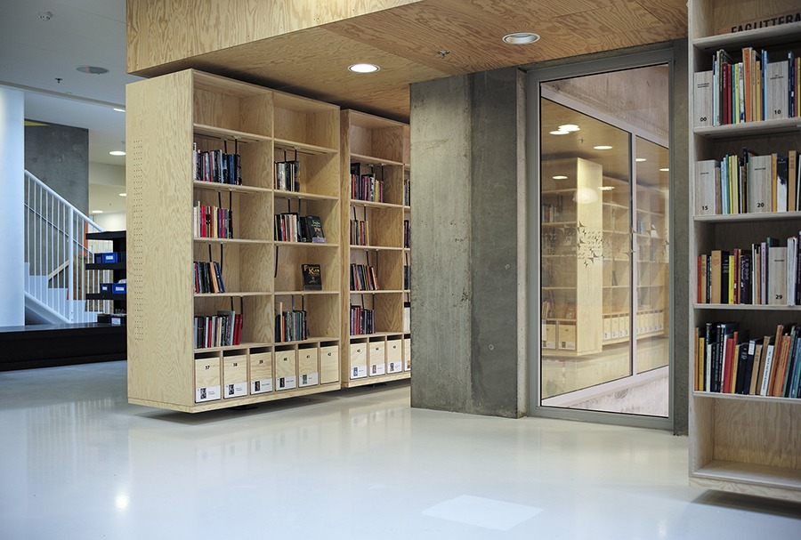 library space planning