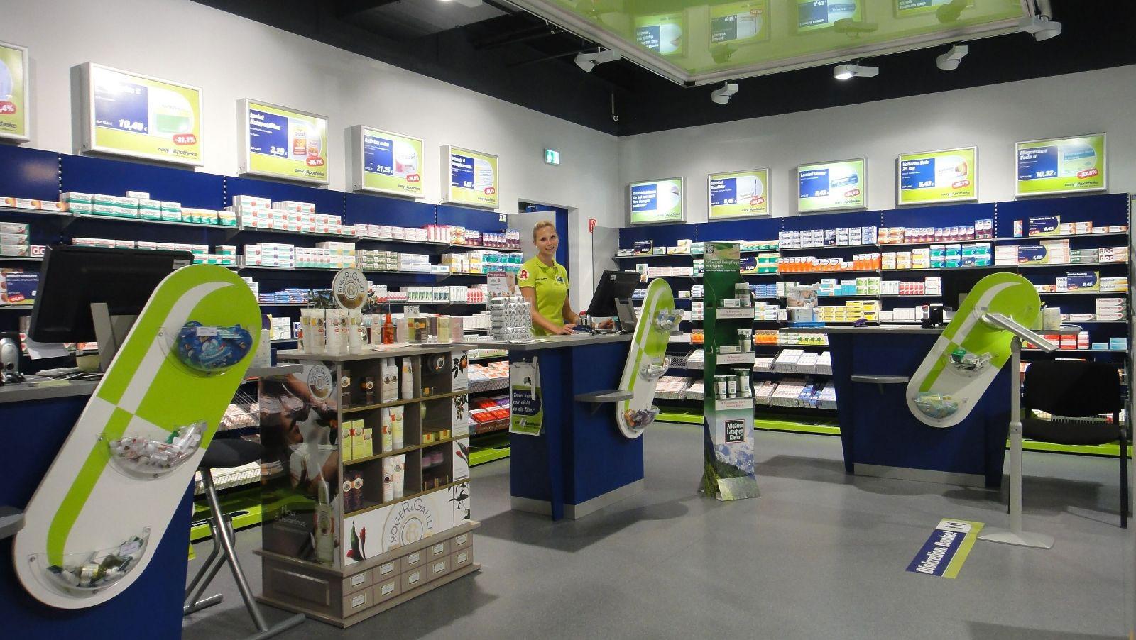 Pharma store planners in Denmark | Germany
