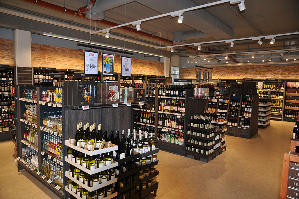Liquor Store planners in Denmark | Germany